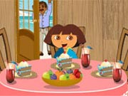 Dora's Dining Table